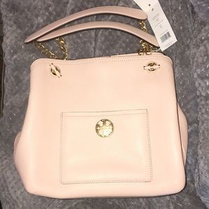 New Tory Burch Chelsea leather bag